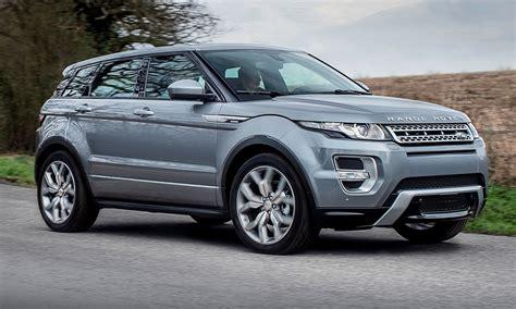 range rover evoque gains  speed auto refreshed info