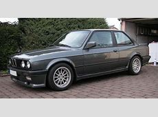 1988 BMW 3 Series Overview CarGurus