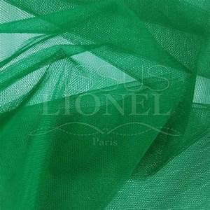 Rideaux Vert Sapin : tulle raide vert sapin tissus lionel ~ Teatrodelosmanantiales.com Idées de Décoration