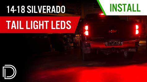 How Install Chevrolet Silverado Tail Light