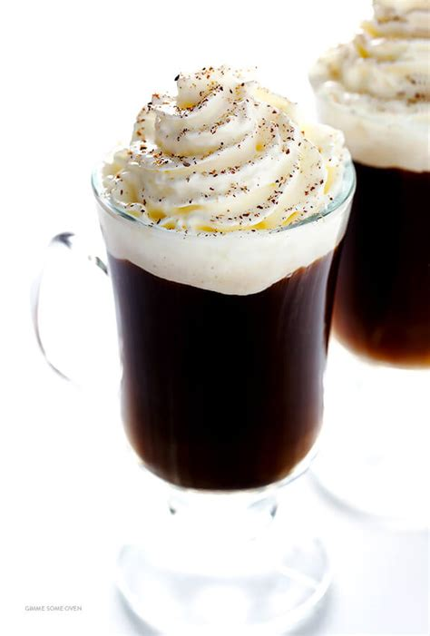 irish coffee recipe gimme  oven