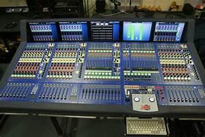 Digital Audio Consoles  U2013 Midas  Yamaha  Digico  Avid And