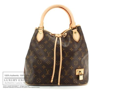 authentic louis vuitton monogram neo shoulder bag