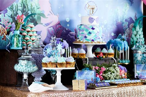 Decorating Themes : Under The Sea First Birthday Party