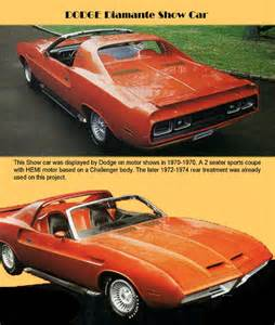 1970 Dodge Challenger Concept Car