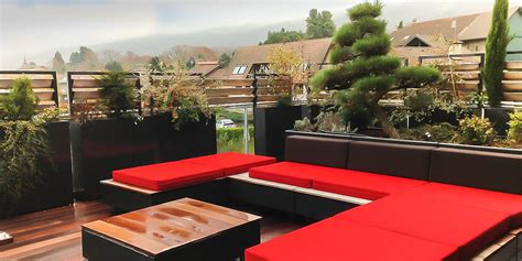 Amenagement Terrasse Exterieure Design Am 233 Nagement De Terrasses De Prestige Evian Design