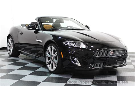 pictures used jaguar 2014 used jaguar xk certified xk convertible at