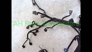 2001 Honda Accord At Engine Wire Harness 32110