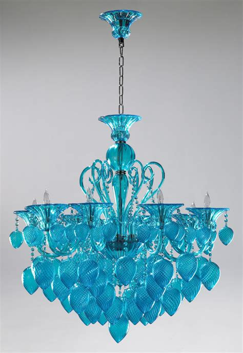 turquoise chandeliers the turquoise glow the room