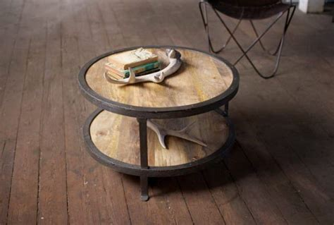 Round coffee tables for a more usable space. 10 Small Coffee Table Ideas For Your Living Space - Housely
