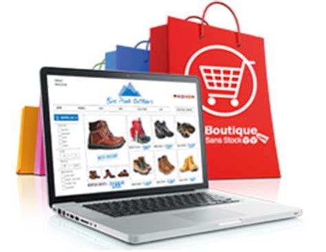 crer votre boutique de vente en ligne sans stock