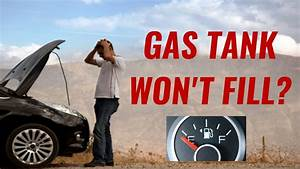 Gas Tank Won U0026 39 T Fill All The Way  Easy Fix  - Dodge  Chrysler  Jeep Vehicles