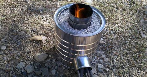 How To Make Your Own Rocket Stoves