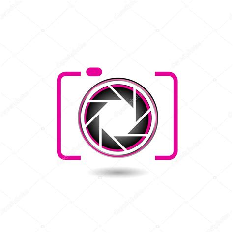 photography logo stock vector  sanayamirza