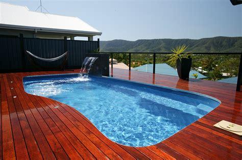 Swimmingpool Im Garten by Swimmingpool 33 Erstaunliche Ideen F 252 R Kleine Oase Im