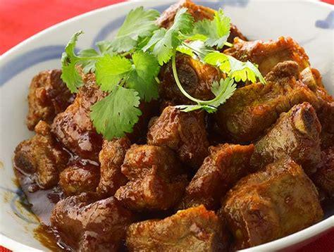 recette cuisine creole reunion recette réunion civet de porc aux patoles