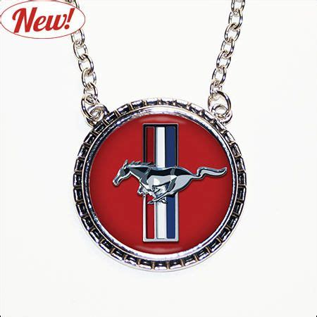 ford mustang necklace 12 best ford mustang images on ford mustangs