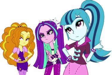 Dazzlings Vector (Without Necklaces) by Mirai-Digi | My ...