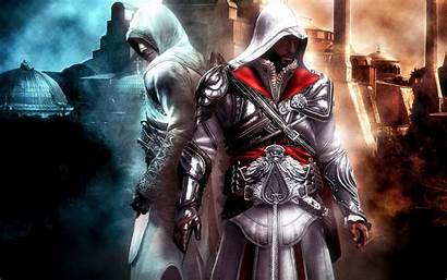 Creed Assassin Wallpapers Revelations Ezio Desktop Altair