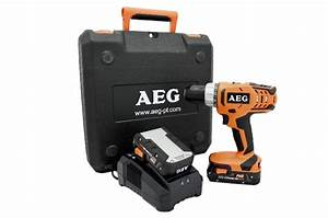 Batterie Aeg 18v 5ah : customer return aeg bs18g2 li 152c cordless drill incl 2 x battery 18 v 1 4002395134441 ebay ~ Louise-bijoux.com Idées de Décoration