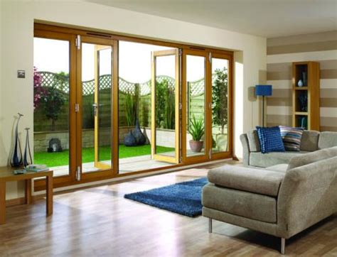 lpd nuvu mm ft oak bifold doors  express doors