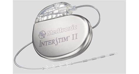 medtronic touts  year data  interstim neuromod device