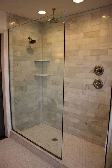 Walk In Dusche by Design Of The Doorless Walk In Shower Bath Showers And