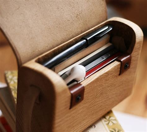Wood & Leather Accessories - IPPINKA