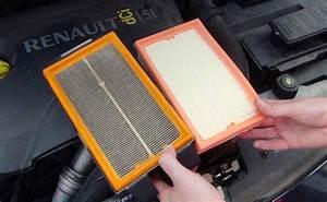 Quand Changer Filtre Gasoil : comment changer un filtre air ~ Gottalentnigeria.com Avis de Voitures