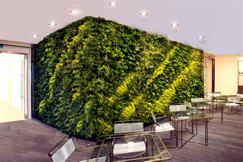 Vertical Garden by Vertical Garden Concept For Buildings Greenwall Vertical