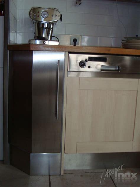 cuisine inox particulier meuble cuisine archives l 39 atelier inox