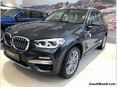 2018 BMW X3 Launched In India Price, Specs, Features