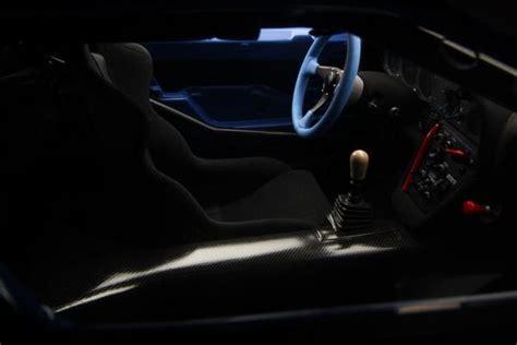 The company declared bankruptcy in 1995. Bugatti EB110 LM - 1994 Le Mans - Amalgam Collection