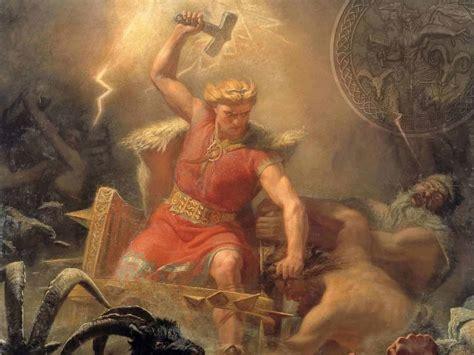 norse gods  gods  vikings prayed    reign
