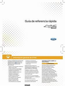 Manual Usuario Ford Kuga 2013