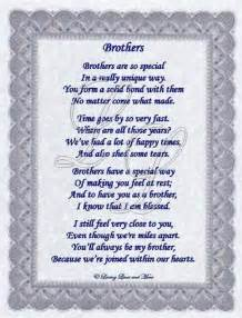 Deceased Brother Birthday Poems