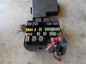 Fuses -relays
