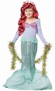 Deguisement De Sirene : dguisement de sirne fille taille large ref v59354 ~ Preciouscoupons.com Idées de Décoration