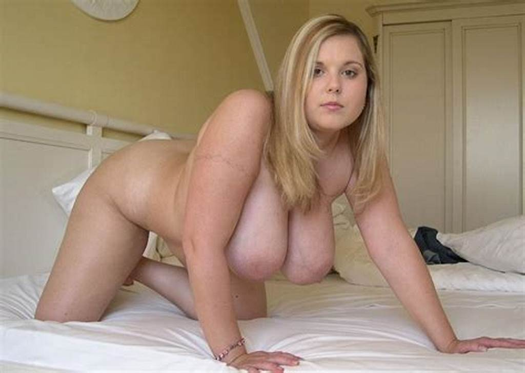 #Naked #Blonde #Chubby #Girl