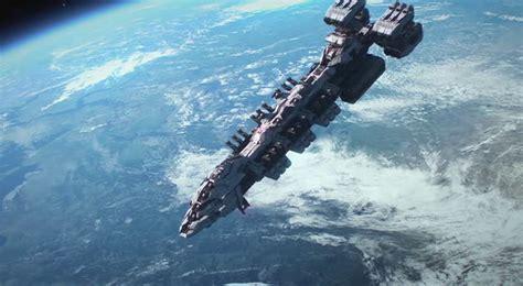 categoryships  starship troopers invasion starship