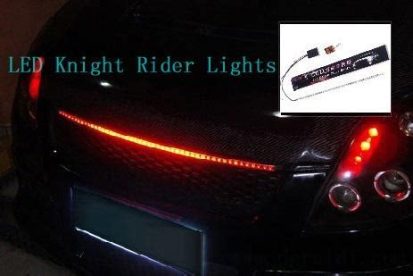 Knight Rider Scanner Light Nordy China Manufacturer