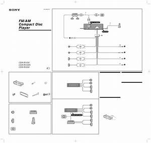 Sony Cdx Gt56ui Wiring Diagram Jvc Car Stereo Wiring Diagram Wiring Diagram