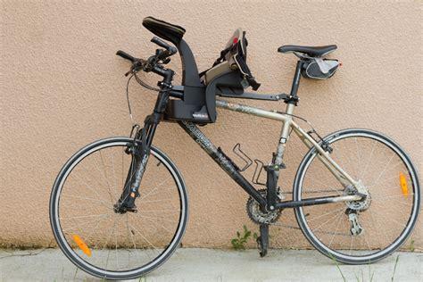 siege pour vtt test du porte bébé vélo weeride k luxe matos vélo