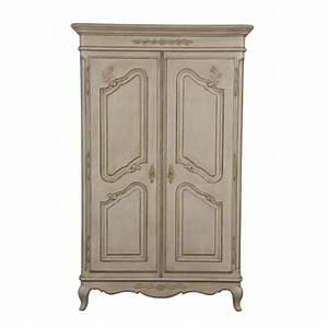 armoire 2 portes chateau dependances armoires style With mathilde m meubles