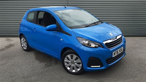 used peugeot 108 automatic used peugeot 108 hatchback 1 0 active 3dr mt16voa