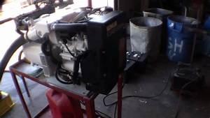 Kohler Marine Gas Generator 5e 5kw 5 Kw Low Hours 107 5