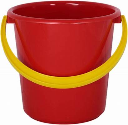 Bucket Plastic Clipart Transparent Buckt Plastics Objects