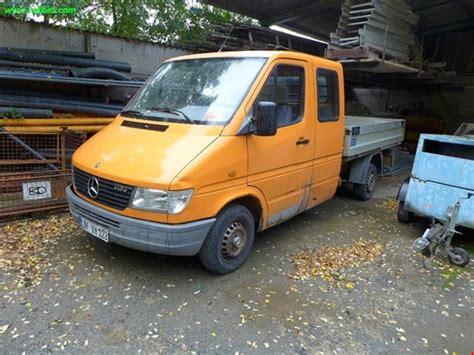 mercedes gebraucht kaufen mercedes 212 d transporter gebraucht kaufen auction premium