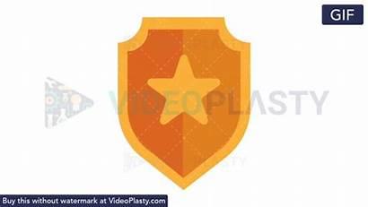 Shield Icon Golden Transparent Warrior Games Videoplasty
