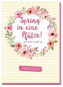 Spring In Eine Pftze Von ViktoriaSarina Bcher Orell